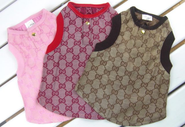 Gucci Pet Clothes