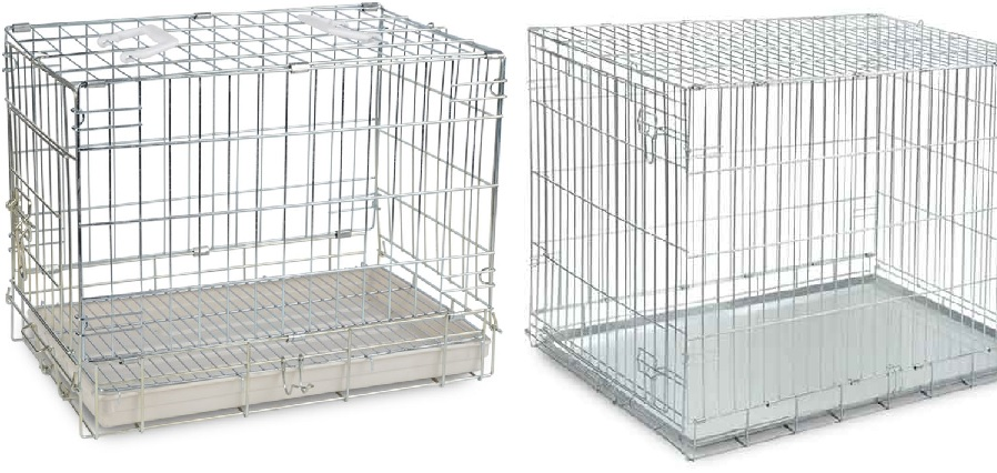 metal cages for yorkie