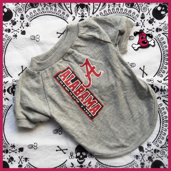 Alabama Dog Clothes photo - 1