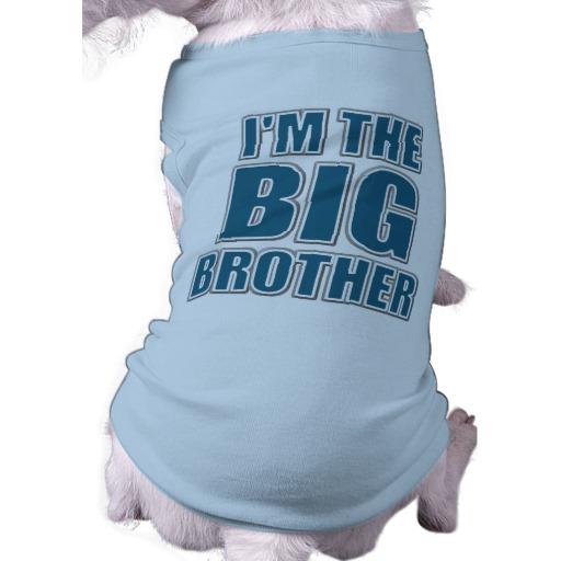 Big Brother Dog T-Shirt photo - 1