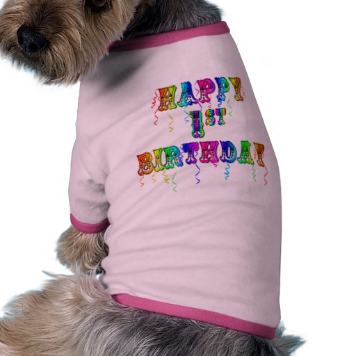 Birthday Dog Shirt photo - 2