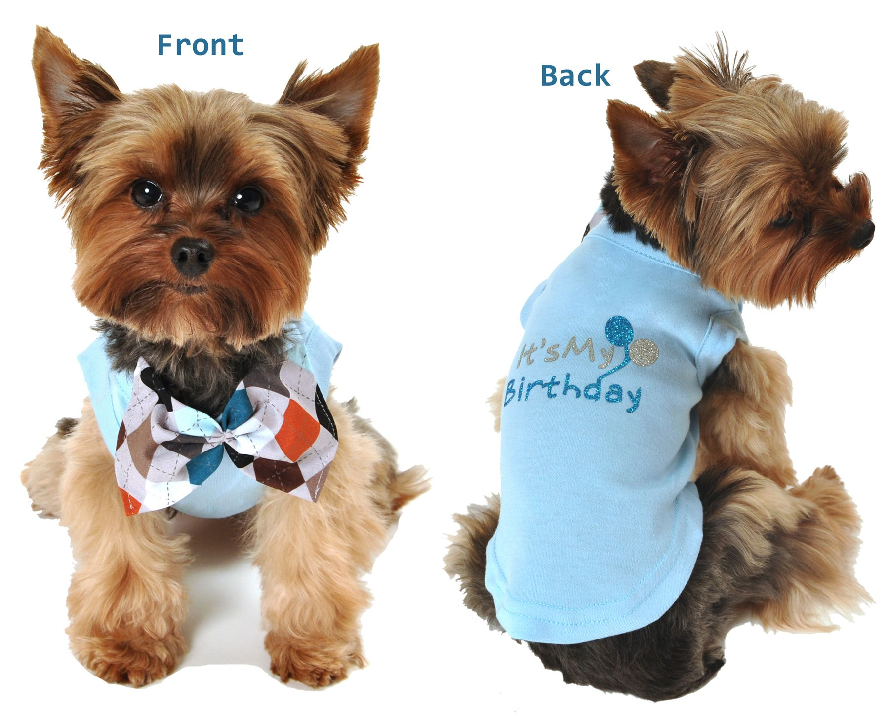 Birthday Shirts For Dogs photo - 3
