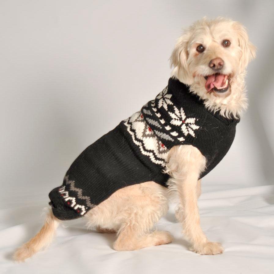 Black Dog Sweater photo - 3