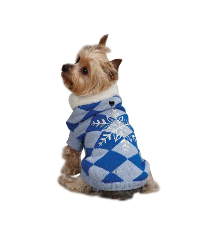 Blue Dog Sweater photo - 1