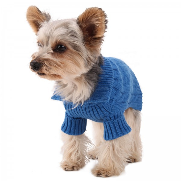 Blue Dog Sweater photo - 2