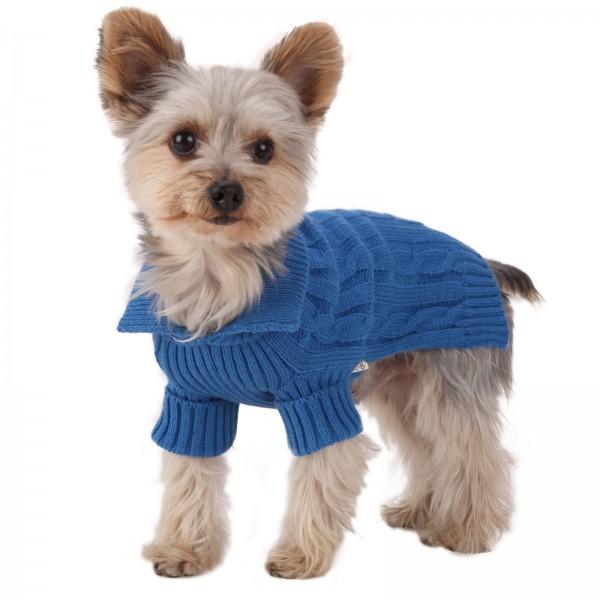 Blue Dog Sweater photo - 3