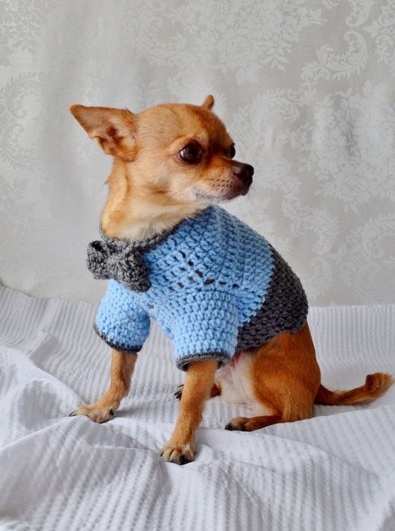 Boy Dog Sweaters Dress The Dog Clothes For Your Pets