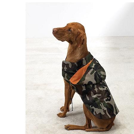 Camo Dog Jacket photo - 1