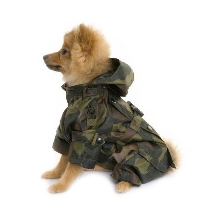Camouflage Dog Coats photo - 1