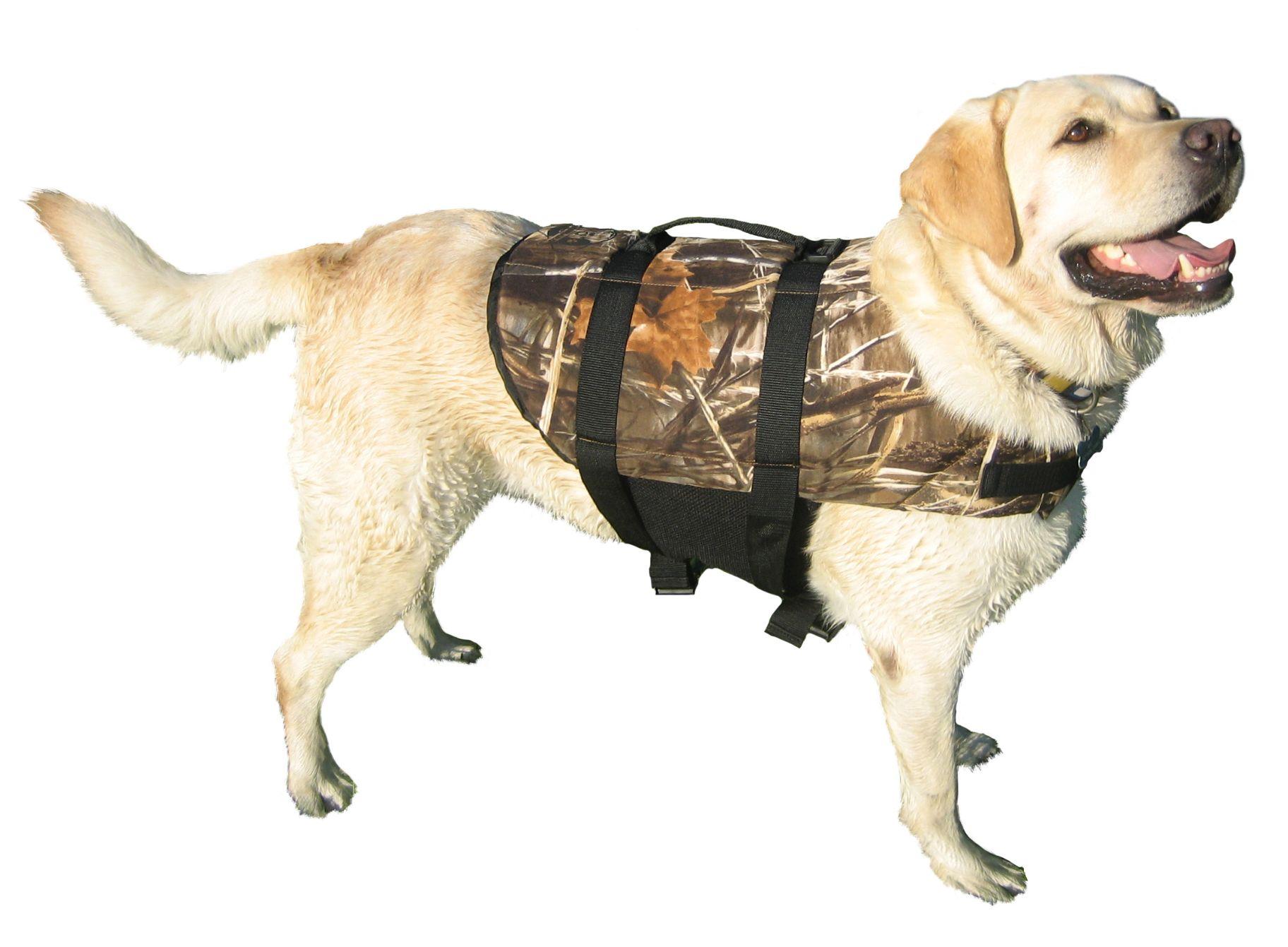 Camouflage Dog Jacket photo - 1