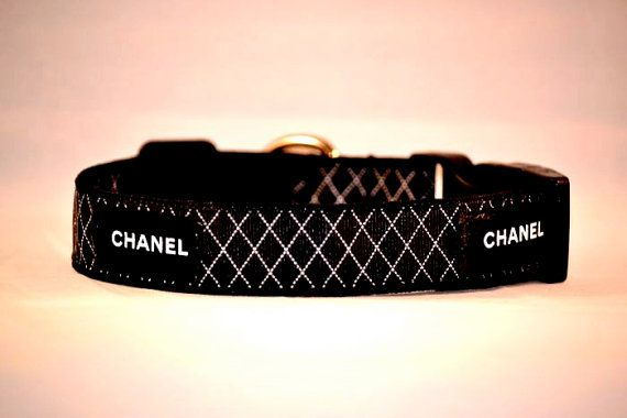 Chanel Dog Collars photo - 1
