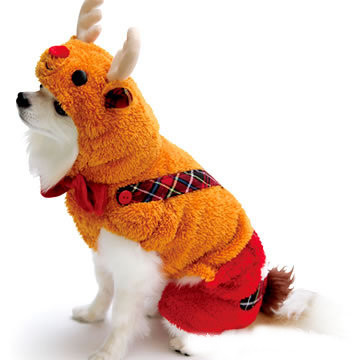 Christmas Clothing For Dogs photo - 1