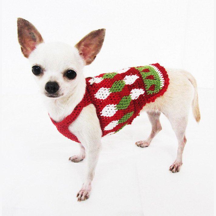 Christmas Dog Clothing Dress The Dog Clothes For Your Pets