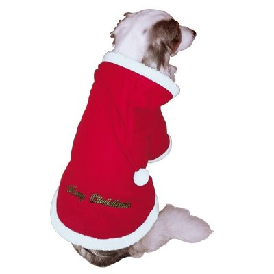 Christmas Dog Coat photo - 1