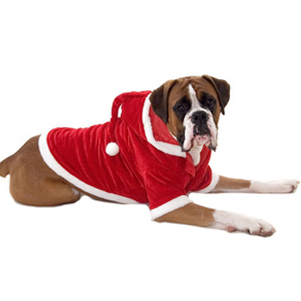Christmas Outfits For Big Dogs | Dress The Dog - clothes for your pets!
