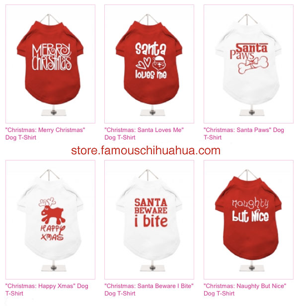 Christmas T Shirts For Dogs photo - 1