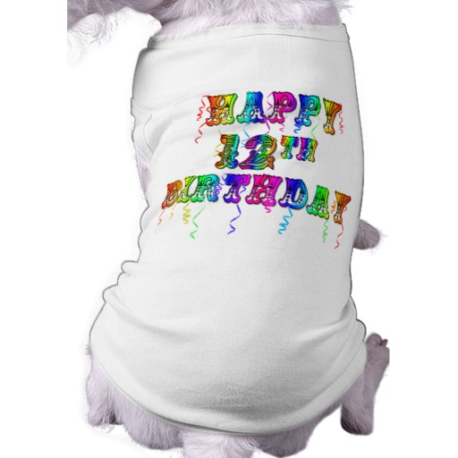 Dog Birthday Apparel photo - 1