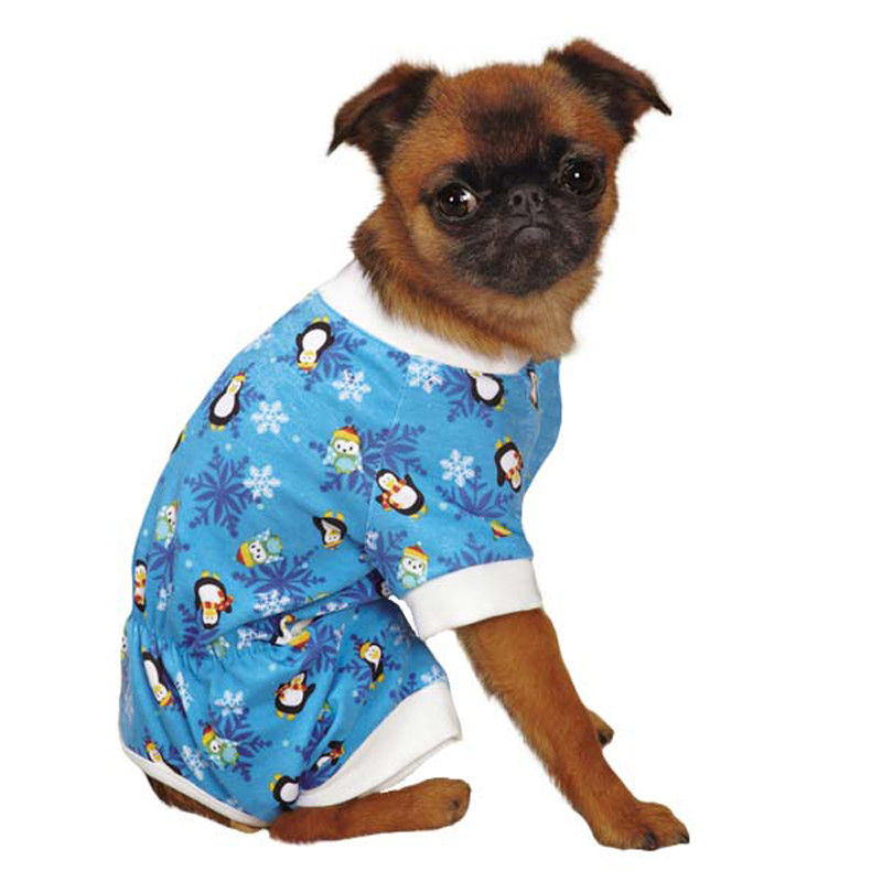 Dog Clothes Pajamas photo - 1