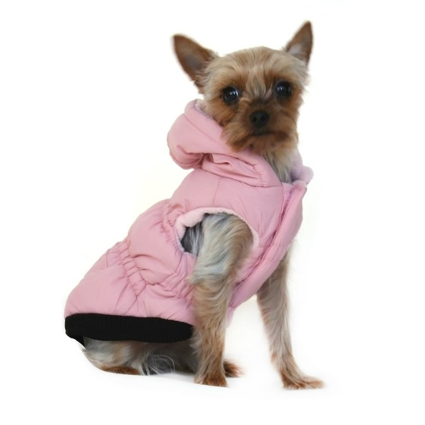 Dog Coat With Hood photo - 1