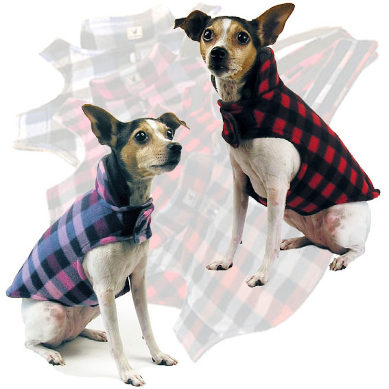 Dog Fleece Jackets photo - 2