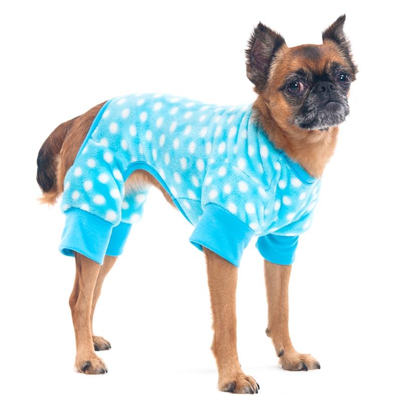 Dog Fleece Pajamas photo - 3