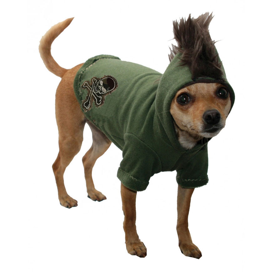 Dog Hoodie photo - 1