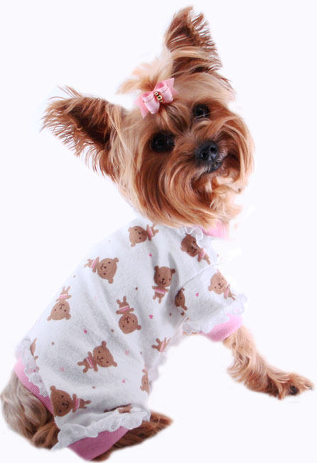 Dog Pajamas For Small Dogs photo - 2