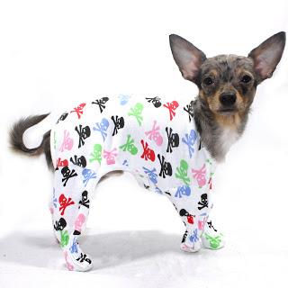 Dog Pajamas With Feet photo - 1