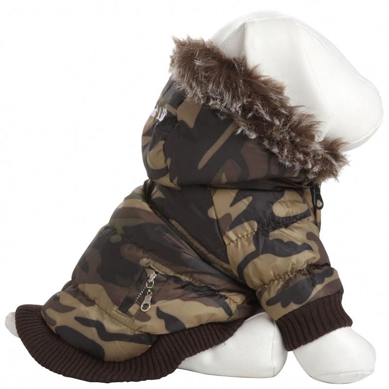 Dog Parka Coat photo - 1