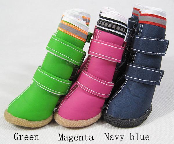 Dog Rain Boots photo - 1