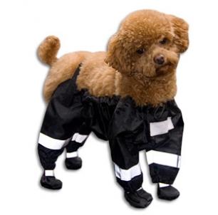 Dog Raincoat And Boots photo - 3
