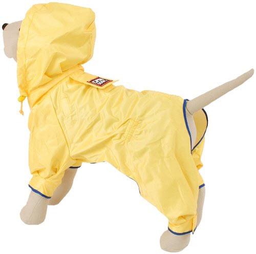 Dog Raincoat With Legs photo - 2
