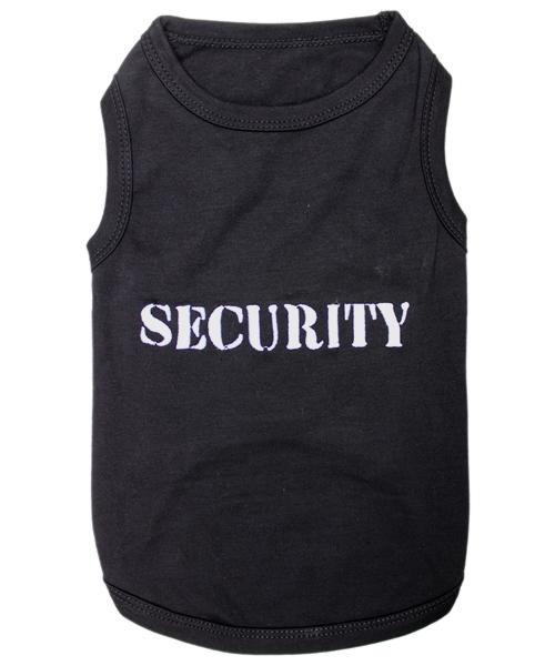 Dog Security Shirt photo - 1