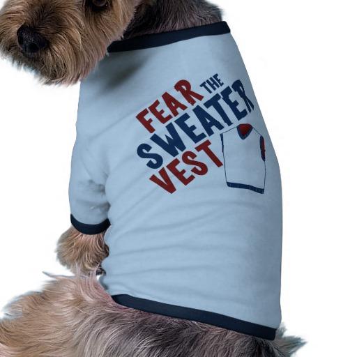 Dog Sweater Vest photo - 2