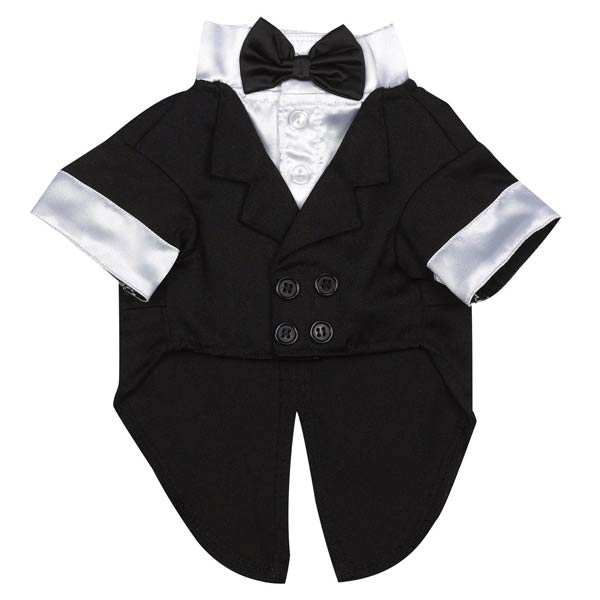 Doggy Tuxedo | Dress The Dog - clothes for your pets!
