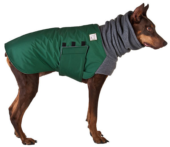 Dogs Winter Coat photo - 1