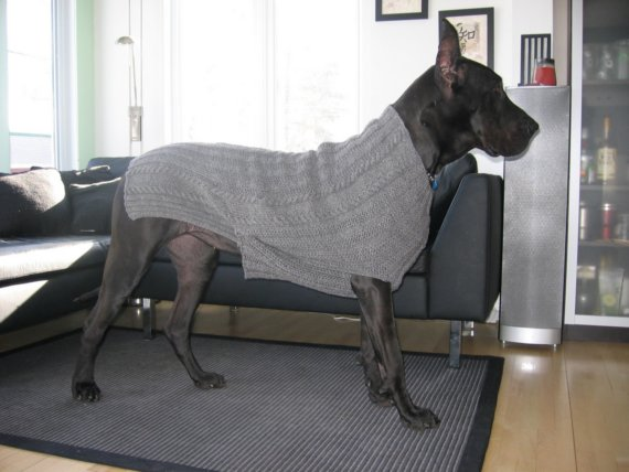 Extra Large Dog Sweater photo - 2