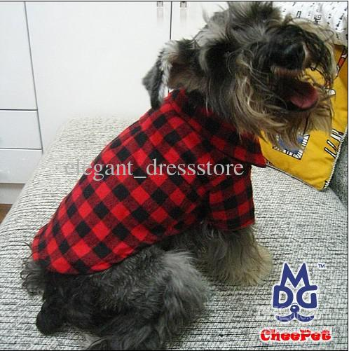 Flannel Dog Shirt photo - 3