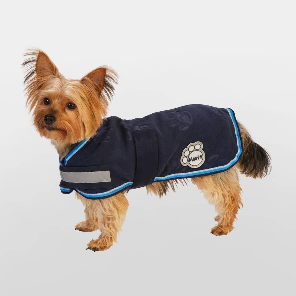 Fleece Dog Coat photo - 3