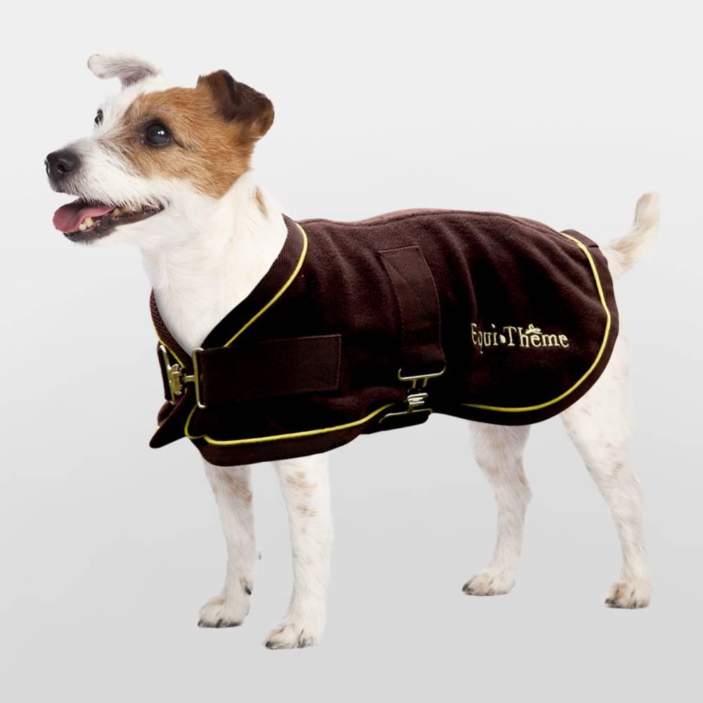 Fleece Dog Coats photo - 2