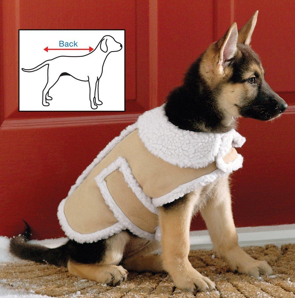 Fleece Dog Coats For Winter photo - 2