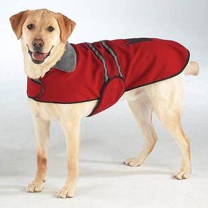 Fleece Dog Coats For Winter photo - 3