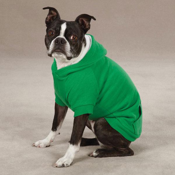 Fleece Dog Hoodie photo - 3