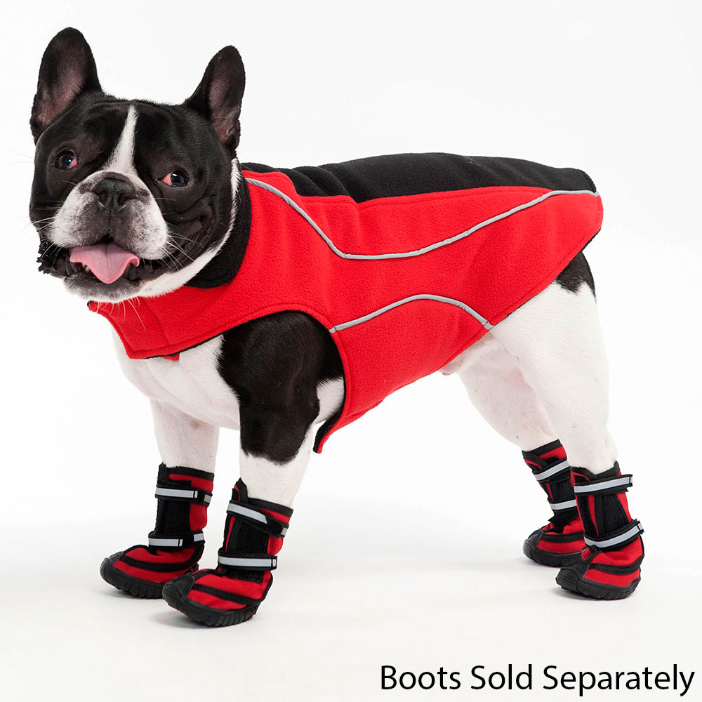 Fleece Dog Jackets photo - 1