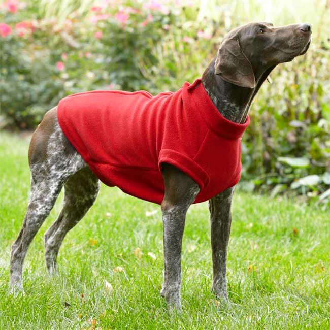 Fleece Dog Jackets photo - 3