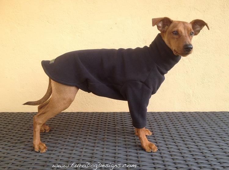 Fleece Dog Sweater photo - 1
