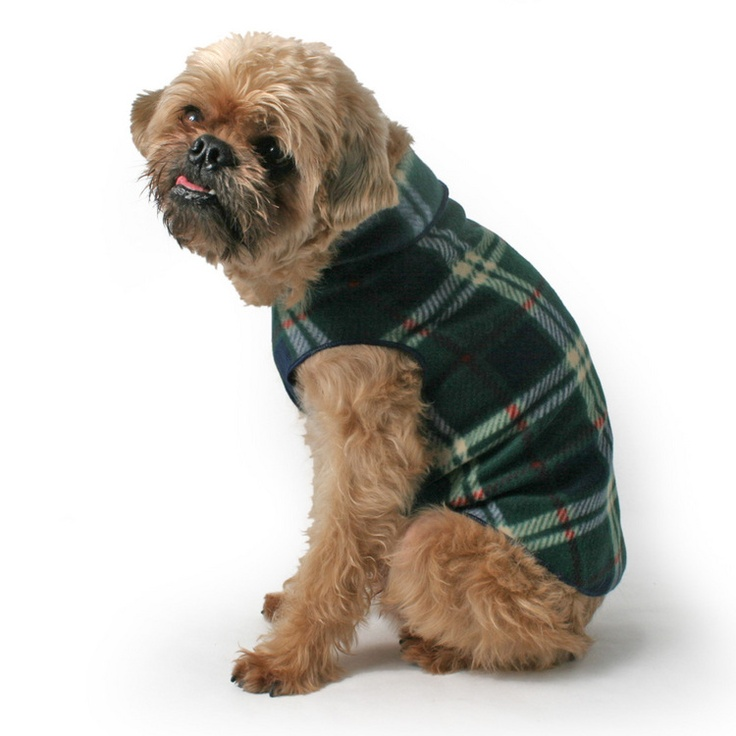 Fleece Dog Sweater photo - 2