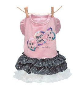 Girl Puppy Clothes photo - 1