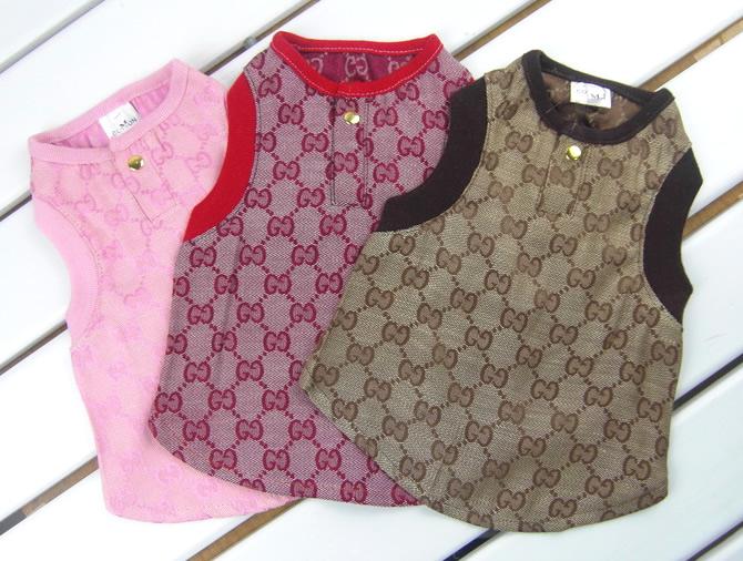 f3d809655f87d8 Gucci Pet Clothes ▻ Dress The Dog - clothes for your pets!