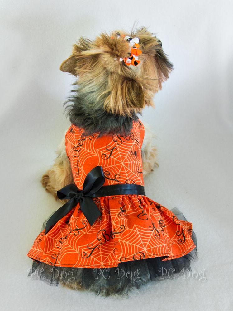 Halloween Dog Clothes photo - 3